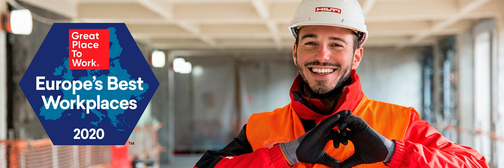 Best Place to Work: Hilti